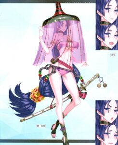 Rating: Questionable Score: 12 Tags: bikini erect_nipples fate/grand_order heels honjou_raita minamoto_no_raikou_(fate/grand_order) swimsuits sword type-moon User: Radioactive