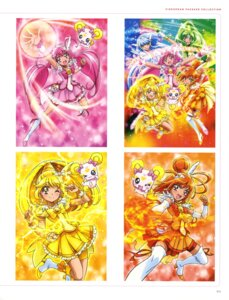 Rating: Questionable Score: 7 Tags: kawamura_toshie pretty_cure smile_precure! User: drop