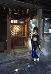 Rating: Safe Score: 30 Tags: 7nm kimono landscape User: Mr_GT