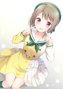 Rating: Safe Score: 17 Tags: hazuki_(sutasuta) love_live! love_live!_nijigasaki_high_school_idol_club nakasu_kasumi seifuku User: Arsy