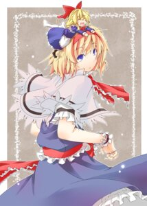 Rating: Safe Score: 14 Tags: alice_margatroid kinsenka shanghai touhou User: fireattack