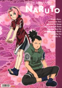 Rating: Safe Score: 6 Tags: haruno_sakura nara_shikamaru naruto User: Radioactive