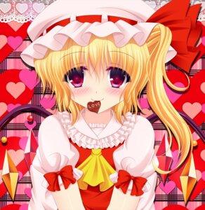 Rating: Safe Score: 8 Tags: flandre_scarlet shimotsuki_keisuke touhou valentine User: 椎名深夏