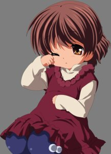 Rating: Safe Score: 15 Tags: clannad okazaki_ushio pantyhose transparent_png vector_trace User: gohanrice