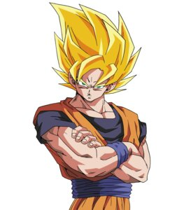 Rating: Safe Score: 3 Tags: dragon_ball dragon_ball_z male son_goku User: Radioactive