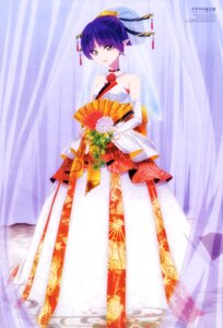 Rating: Safe Score: 31 Tags: dress gegege_no_kitaro neko_musume pointy_ears shimizu_sorato User: drop