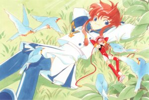 Rating: Safe Score: 7 Tags: angelic_layer clamp hikaru suzuhara_misaki User: Radioactive