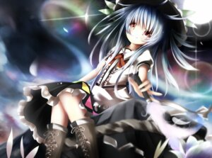 Rating: Safe Score: 31 Tags: dress hinanawi_tenshi touhou umagenzin User: TassadaR