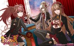 Rating: Questionable Score: 5 Tags: lolita_fashion seifuku thighhighs wallpaper yukito User: Korino