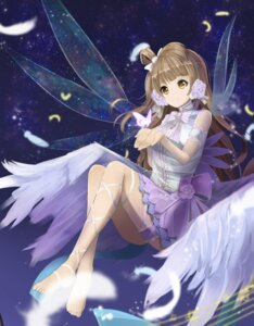 Rating: Safe Score: 20 Tags: angel feet garter love_live! minami_kotori orein wings User: animeprincess