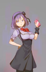 Rating: Safe Score: 22 Tags: dagashi_kashi dress pantyhose shidare_hotaru tim_loechner User: Spidey