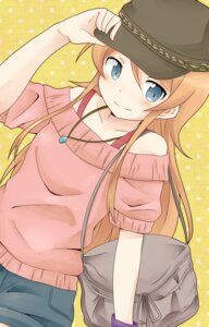 Rating: Safe Score: 44 Tags: kousaka_kirino ore_no_imouto_ga_konnani_kawaii_wake_ga_nai sudachi User: 椎名深夏