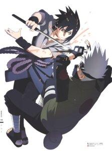 Rating: Safe Score: 5 Tags: hatake_kakashi male naruto nishio_tetsuya uchiha_sasuke weapon User: Radioactive