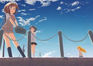 Rating: Safe Score: 13 Tags: momo_no_kanzume seifuku User: SciFi