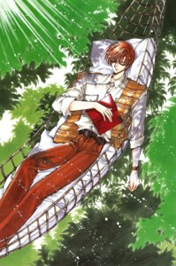 Rating: Safe Score: 1 Tags: clamp male souryuuden User: Share