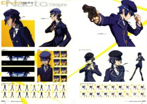Rating: Safe Score: 10 Tags: expression gun megaten persona persona_4 persona_4:_the_ultimate_in_mayonaka_arena reverse_trap shirogane_naoto soejima_shigenori User: Radioactive