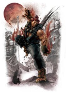 Rating: Questionable Score: 2 Tags: capcom male street_fighter street_fighter_iv User: Yokaiou