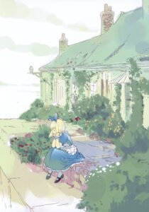 Rating: Safe Score: 15 Tags: alice alice_in_wonderland dress fancy_fantasia ueda_ryou User: fireattack