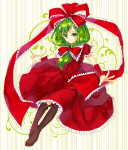 Rating: Safe Score: 9 Tags: dress kagiyama_hina renta touhou User: charunetra