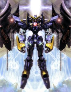 Rating: Safe Score: 7 Tags: choujuushin_gravion gran_kaiser mecha User: Radioactive