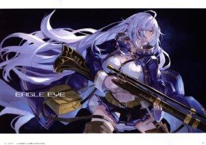 Rating: Questionable Score: 28 Tags: granblue_fantasy gun oyu_(sijimisizimi) silva_(granblue_fantasy) tagme User: kiyoe