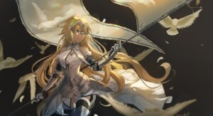 Rating: Safe Score: 31 Tags: armor fate/apocrypha fate/grand_order fate/stay_night jeanne_d'arc jeanne_d'arc_(fate) ludou_maomao thighhighs User: Mr_GT