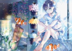 Rating: Safe Score: 9 Tags: asakura_tooru garter see_through shibaebi_(yasaip_game) the_idolm@ster the_idolm@ster_shiny_colors User: Arsy