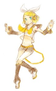 Rating: Safe Score: 9 Tags: kagamine_rin nora_(animato) vocaloid User: charunetra