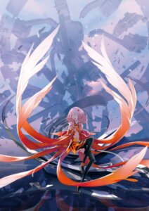 Rating: Safe Score: 71 Tags: guilty_crown redjuice wings yuzuriha_inori User: codeless