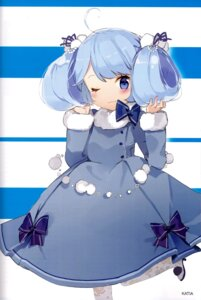 Rating: Safe Score: 40 Tags: anmi dress fantasista_doll heels katia User: blooregardo