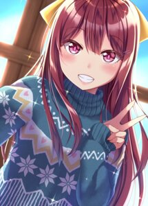 Rating: Safe Score: 25 Tags: gurande kamikaze_(kancolle) kantai_collection sweater User: Mr_GT
