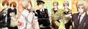 Rating: Safe Score: 19 Tags: france germany hetalia_axis_powers male north_italy prussia south_italy sumi_tooru switzerland united_kingdom User: yumichi-sama