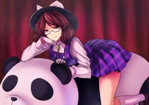 Rating: Safe Score: 21 Tags: dress koissa megane touhou usami_sumireko User: Mr_GT