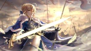 Rating: Safe Score: 16 Tags: armor artoria_pendragon_(lancer) fate/grand_order rj_(lingshih10) sword User: mash
