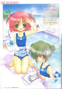 Rating: Safe Score: 7 Tags: ramiya_ryou school_swimsuit swimsuits User: admin2