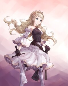 Rating: Safe Score: 26 Tags: armor dress kazuoki sword thighhighs User: Zenex