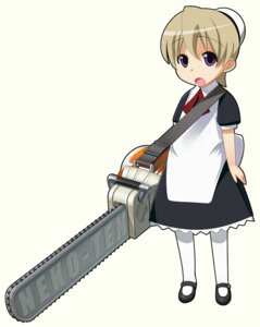 Rating: Safe Score: 3 Tags: chibi flandre fujishiro_touma kaibutsu_oujo maid User: Radioactive
