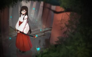 Rating: Safe Score: 41 Tags: caang_yue_xue_feeng miko sword User: Mr_GT