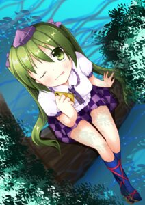 Rating: Safe Score: 14 Tags: himekaidou_hatate inumine_aya touhou User: ddns001