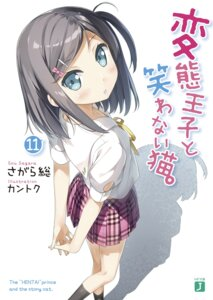 Rating: Safe Score: 57 Tags: digital_version hentai_ouji_to_warawanai_neko kantoku seifuku tsutsukakushi_tsukiko User: AltY