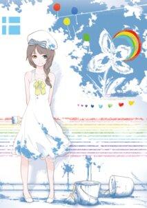 Rating: Safe Score: 37 Tags: dress tokichi User: shinkuu