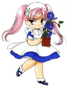 Rating: Safe Score: 2 Tags: chibi clamp maid User: Share