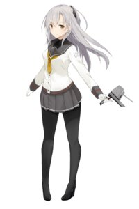 Rating: Safe Score: 49 Tags: akiha_(attract) heels kantai_collection pantyhose seifuku User: DarkRoseofHell