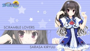 Rating: Safe Score: 27 Tags: aries kiryuu_sarasa scramble_lovers tagme User: SubaruSumeragi
