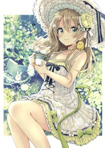 Rating: Safe Score: 35 Tags: dress sakura_oriko summer_dress User: BattlequeenYume