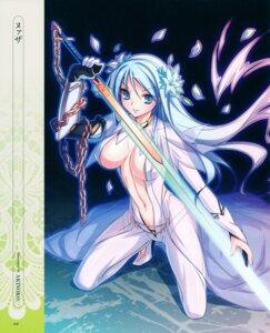 Rating: Safe Score: 51 Tags: akinoko cleavage sword User: petopeto