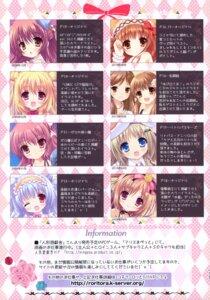 Rating: Safe Score: 2 Tags: roritora tsukishima_yuuko User: petopeto