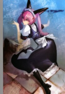 Rating: Safe Score: 33 Tags: faris_nyanyan huke maid steins;gate User: yuihirasawa