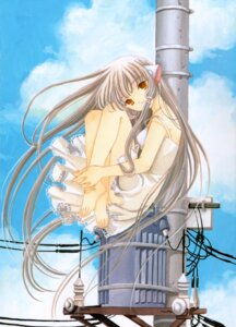 Rating: Safe Score: 16 Tags: chii chobits clamp dress User: Aurelia