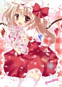 Rating: Safe Score: 26 Tags: flandre_scarlet rika-tan thighhighs touhou wings User: 椎名深夏